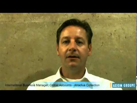AxiomGroupe Interview: Atradius Collection, International Business Manager, Global Accounts