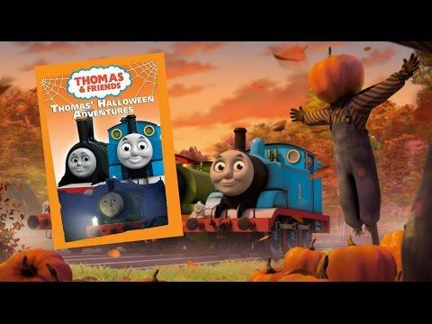 Thomas' Halloween Adventures (CGI Version) | Custom DVD