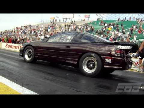 John Shepherd's 1G Talon Runs and Slowmo Launch at 2011 DSM / EVO Shootout