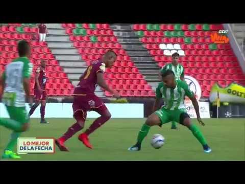 Lo Mejor de la Fecha - Tolima 0-1 Nacional   Win Sports