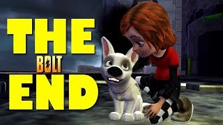 BOLT: Video Game - THE END [Playstation 3 Gameplay, Walkthrough]