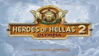 Heroes of Hellas 2   Olympia ( PC GAME)