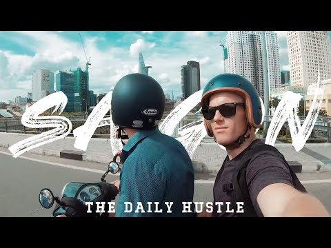 Is this Minimalism? Digital Entrepreneur Life in Southeast Asia BTS Vlog  🏙 Saigon | ft. Matt Laker