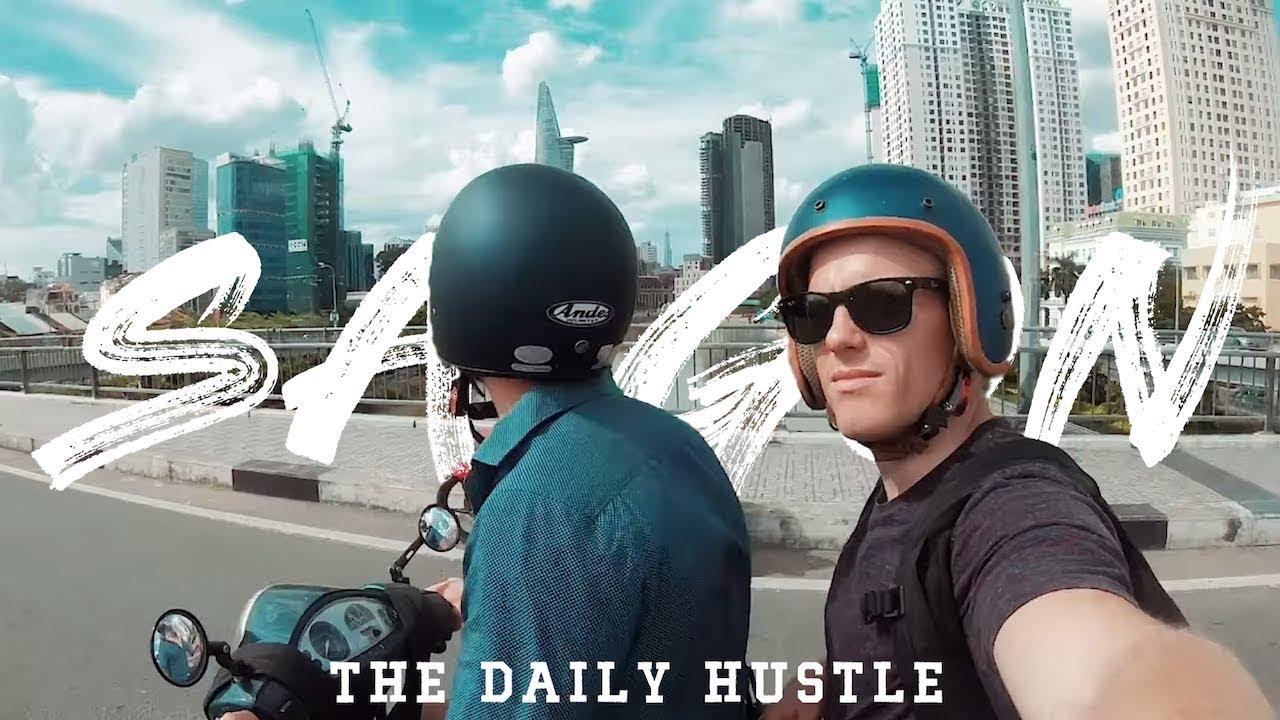 Is this Minimalism? Digital Entrepreneur Life in Southeast Asia BTS Vlog  ? Saigon | ft. Matt Laker