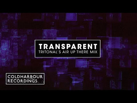 Andrelli & Blue Feat. Hila - Transparent (Tritonal's Air Up There Remix)