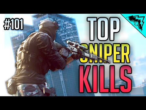 "Battlefield 4 Top Epic SNIPING Kills (Best Flank, Long Range Collateral, Sniping Feed) ""WBCW"" #101"
