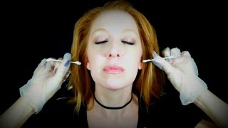 ASMR Deep Ear Cleaning *unclogging your ears*