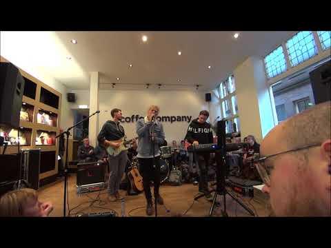 Eurosonic ESNS Thorsteinn Einarsson,  - Coffee Compagy - Groningen 2019 Live 2 songs