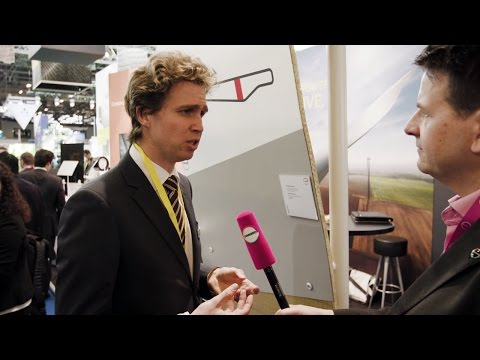 Role of Composites in Wind Power Industry – Interview with Steven Baker, SAERTEX | JEC World 2017