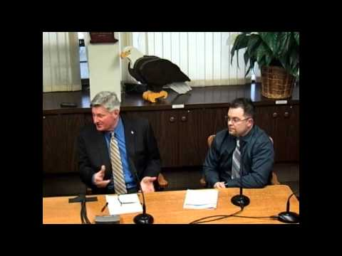 """The Greater Mahopac-Carmel Chamber of Commerce and Ken Schmitt complete a """"Community Connect"""""""