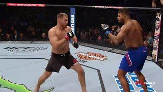UFC 203: Fight Motion