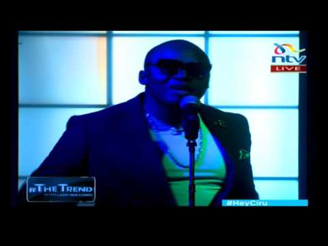 Khaligraph Jones featuring RayVanny - 'Chali ya Ghetto' LIVE #theTrend