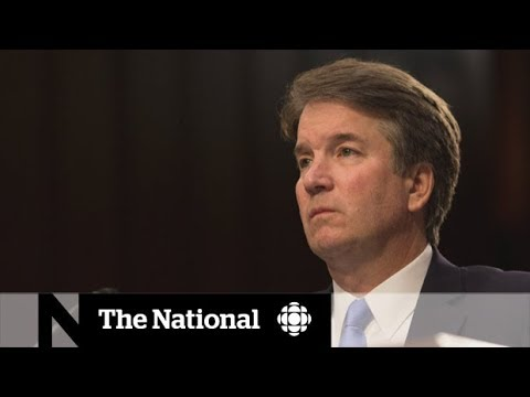 Woman who accused Brett Kavanaugh of sexual misconduct goes public