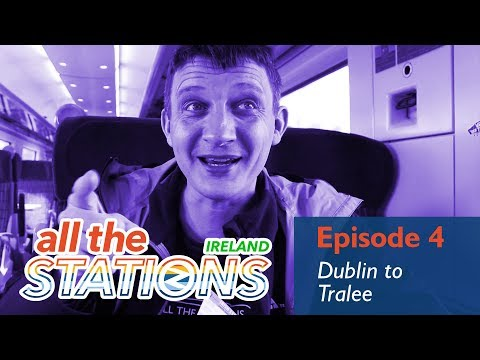 The Blue Hue - Episode 4, 27th March - Dublin to Tralee