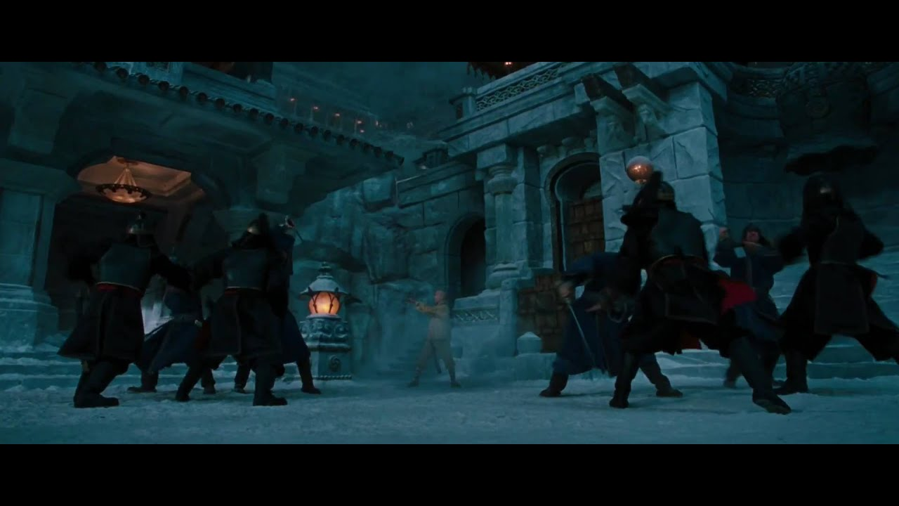 The Last Airbender: Trailer 2 - YouTube