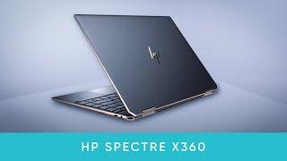 Chiếc Laptop Siêu Sang, Siêu Xịn - HP Spectre x360 (2019)