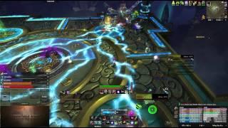 Reckless vs Heroic Lei Shen 25 Man
