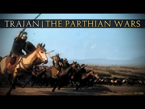 Trajan | The Parthian Wars - Cinematic Documentary | Total War ROME II