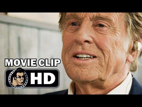 THE OLD MAN AND THE GUN Clip - Prove It (2018) Robert Redford