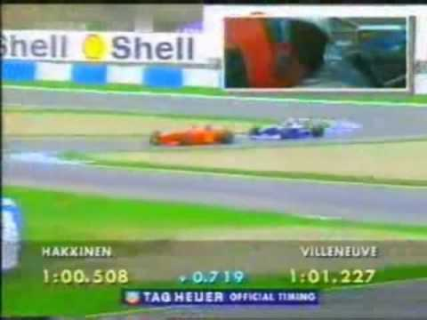 Villeneuve vs Schumacher 2010