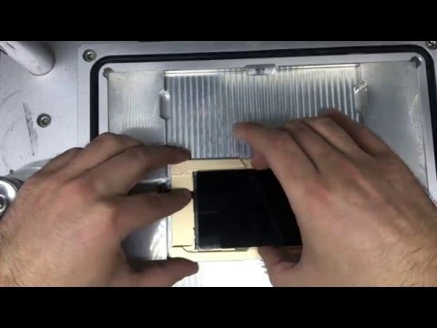 iPhone 6 lcd refurbishing with new cold press frames