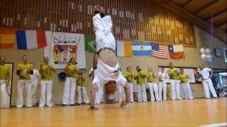 Candeias Toulouse batizado capoeira 2013