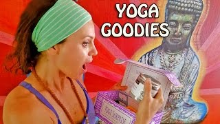 50% off and Yogi Surprise Box & Unboxing September