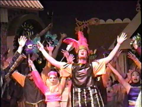A Funny Thing Happened on the Way to the Forum Act 1 Carlisle High School Pennsylvania
