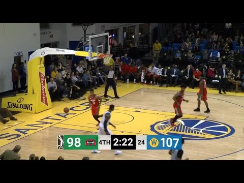 Quinn Cook (20 points) Highlights vs. Maine Red Claws