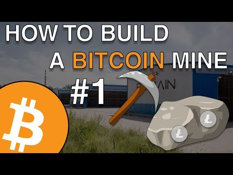 Planning Before You Buy -  Episode 1 - How to Build a Bitcoin Mine From Start to Finish