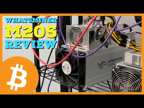MicroBT Whatsminer M20s Bitcoin Miner | Review | Setup Guide | Mining Profitability