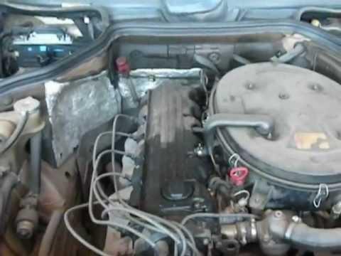 1988 Mercedes 300e Engine - Diagram Data Post