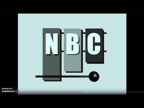 NBC Logo (1954) Remake