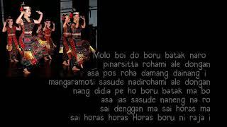 Gambar cover Boru Ni Raja - Siantar Rap Foundation Lirik..
