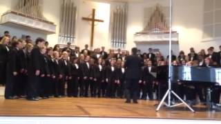 Video Clover Choraliers singing HOLD ON at State download MP3, 3GP, MP4, WEBM, AVI, FLV Oktober 2018