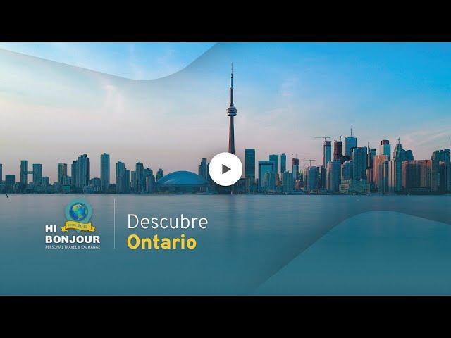 Descubre Ontario