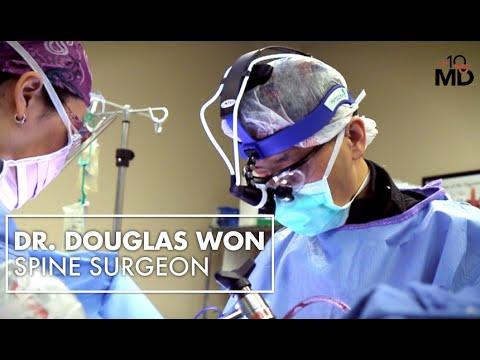 Meet Dr. Douglas Won   Dallas Fort Worth Spine Surgeon   Top10MD