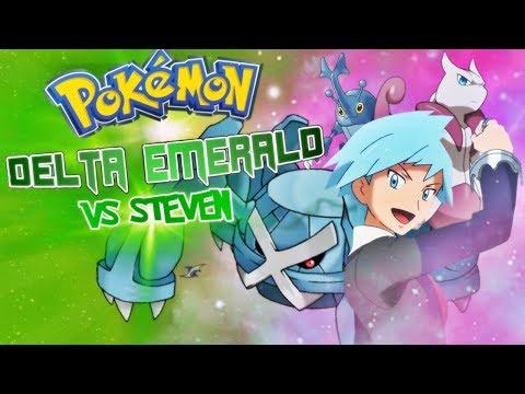 [POKÉMON DELTA EMERALD] EXTRA! VS STEVEN!! O FINAL DE TUDO!