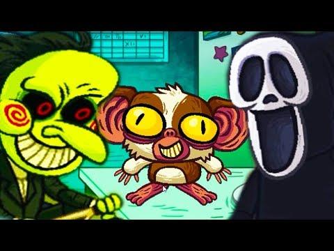 СТРАШНЫЕ ТРОЛЛФЕЙСЫ ! - Trollface Quest Horror [Троллфейс Квест Хоррор ]