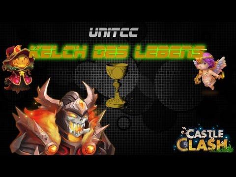 Castle Clash #142 - Kelch des Lebens Artefakt [720p]