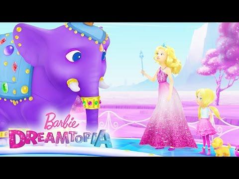 The Missing Crown | Dreamtopia: Festival Of Fun | Barbie