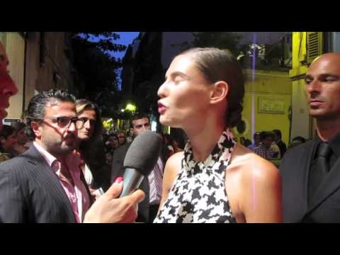Franca Sozzani, Bianca Balti & Co. @ Vogue Fashion Night Out Roma
