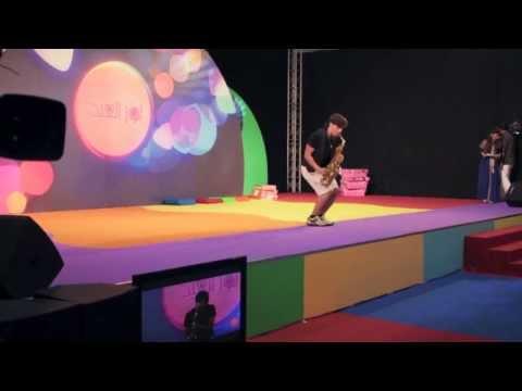 Marcelo Cervone Live: Eid Festival Doha 2013