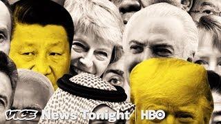 Xi Vs Trump & Black Dance: VICE News Tonight Full Episode (HBO)