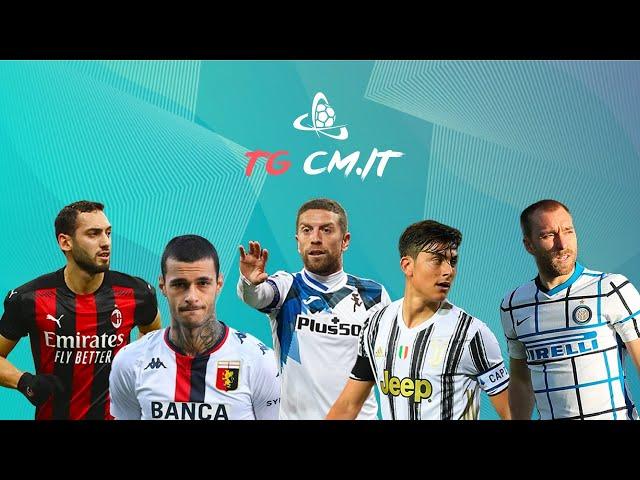🔴Calciomercato, le ULTIME su Inter, Juventus e Milan in DIRETTA! - TG CMIT