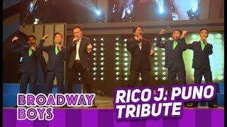 Broadway Boys: A Rico J Puno Tribute | November 3, 2018