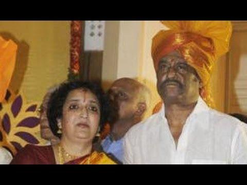 Super Star Rajinikanth Rare And Unseen Family Photos
