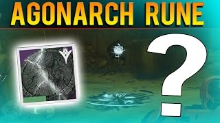 How To Charge The Agonarch Rune - Hunt Down The Hidden Taken Threats - Destiny - The Taken King