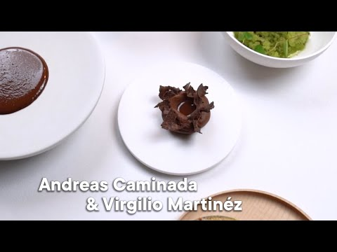 Andreas Caminada & Virgilio Martinez: Four-Hands Dinner In Schloss Schauenstein
