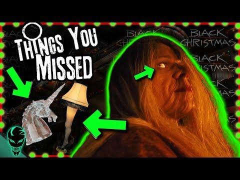 23 Things You Missed in Black Christmas (2006)